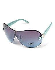 DG Designer Blue Fashion Sunglasses
