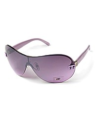 DG Designer Purple Fashion Sunglasses