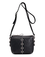 JS by Jane Shilton Palm Crossbody Bag