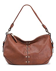 JS by Jane Shilton Palm Hobo Bag
