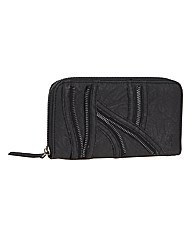 Religion Bewitched Zip Detail Purse