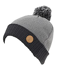 Religion Solidify Beanie With Pom Pom