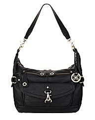Fiorelli Alfie Ziptop Hobo Bag