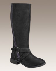 Joe Browns Hi Leg Zip Boot E Fit