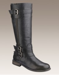 Legroom Buckle Boots E Ex Large Calf