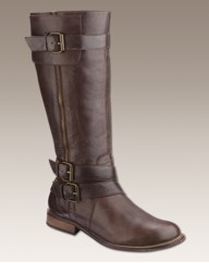 Legroom Buckle Boot E Fit Standard Calf