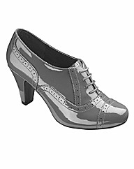 Heavenly Soles Brogue Shoes E Fit