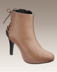 Bespoke Lace Up Back Boot EEE Fit