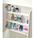 Medicine Cabinet Organiser Medium Handle