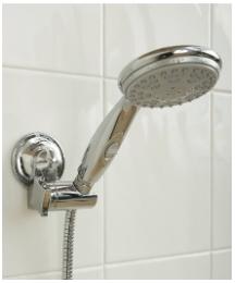 Suction Fit Shower Holder