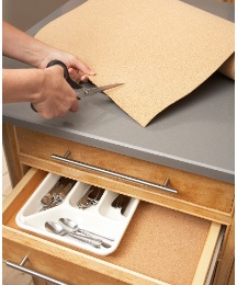 Cork Drawer Liners