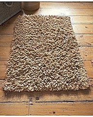 Large Shaggy Wool Rug