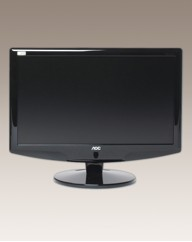 22in Widescreen LCD Monitor