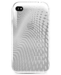 iLuv Wave TPU iPhone 4 Case White