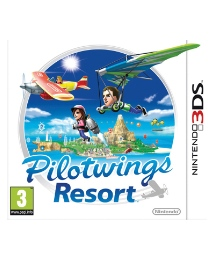 Pilotwings 3DS Game