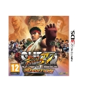 Super Streetfighter IV 3DS Game