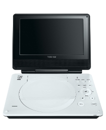 Toshiba 9in Portable DVD Player