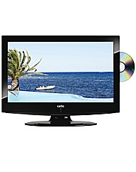 Cello 32in LCD TV / DVD Combi