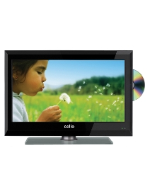 Cello 15.6in LED TV / DVD Combi