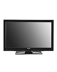 Sharp 24in LED TV