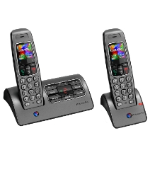 BT Twin Cordless Phone - Answer Machine