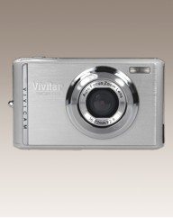 Vivitar 12MP Digital Camera - Silver