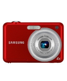 Samsung 12MP Digital Camera Red