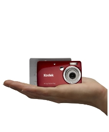 Kodak 10MP Digital Camera - Red