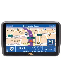 RAC 5in Satellite Navigation System