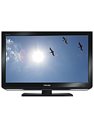 Toshiba 22in LED TV / DVD Combi