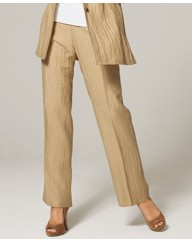 Gray & Osbourn Linen Mix Trousers