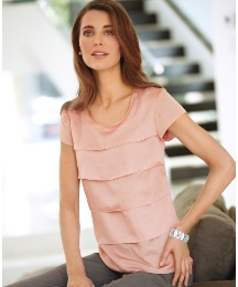 Gerry Weber Tiered Woven Top