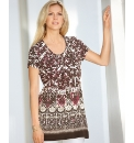Gerry Weber Short Sleeve Jersey Tunic