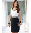 Gerry Weber Colourblock Shift Dress