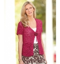 Gerry Weber Crochet Knit Cardigan