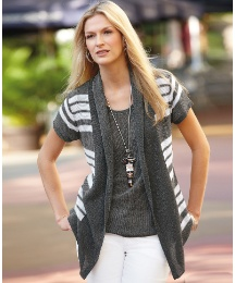 Gerry Weber Sleeveless Fine Knit Top