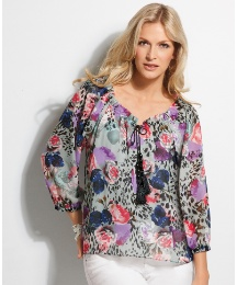 Gray & Osbourn Gypsy Blouse