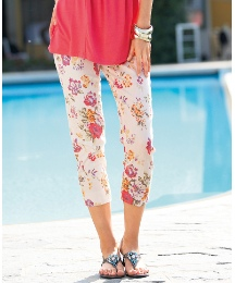 Helene Berman Cropped Trousers