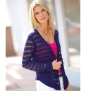 Anise Drapey Knit Cardigan