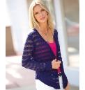 Anise Drapey Knit Cardigan