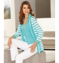 Betty Barclay Fine Knit Open Cardigan
