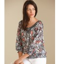 Gerry Weber Chiffon Smock Top