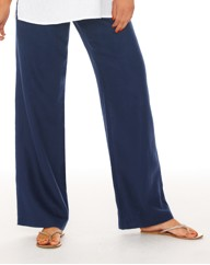 Gerry Weber Wide Leg Linen Trousers