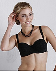 Miss Mary Underwired Lace Bra