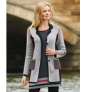 Betty Barclay Reversable Knit Cardigan