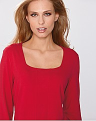 Anise Square Neck Top
