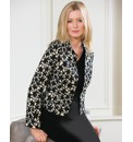 Anise Jacquard Jacket