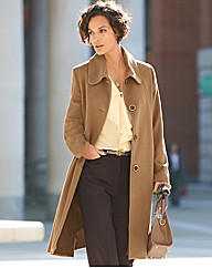 Anise Wool & Cashmere Mix Coat
