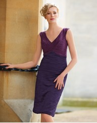 Bernshaw Ruched Bandage Dress