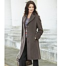 Gerry Weber Brushed Wool Coat